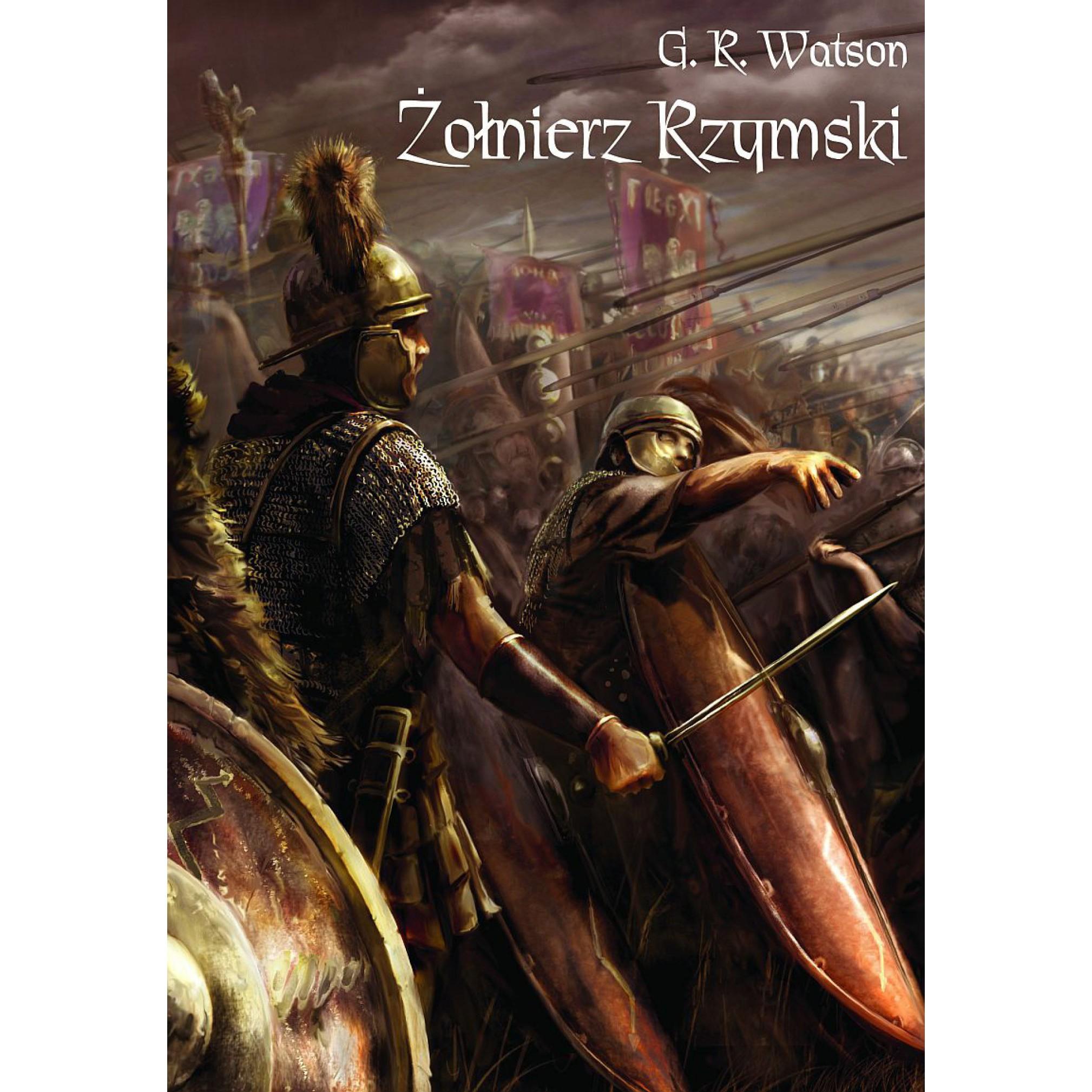 Żołnierz rzymski - Outlet
