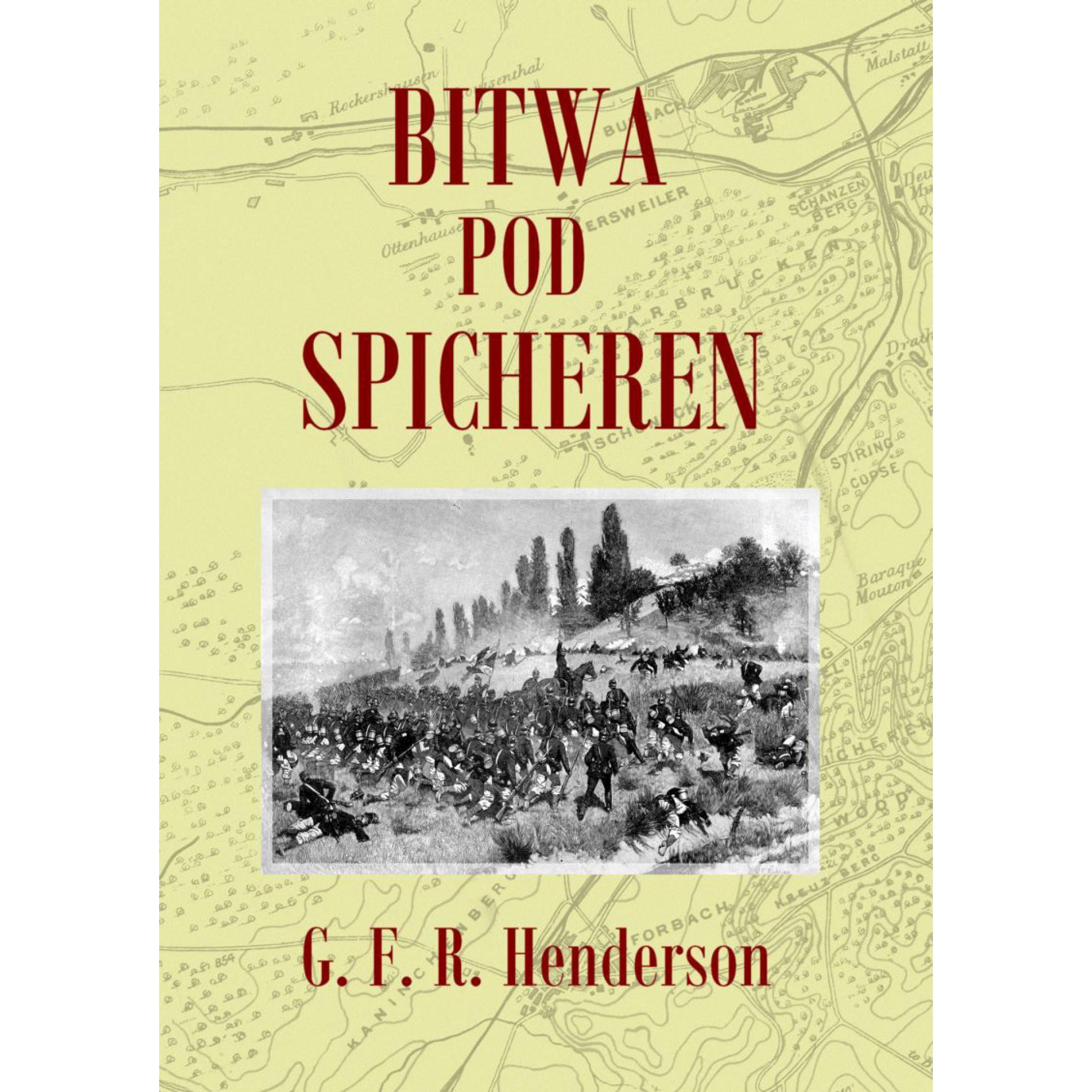 Bitwa pod Spicheren 6 sierpnia 1870 roku - Outlet