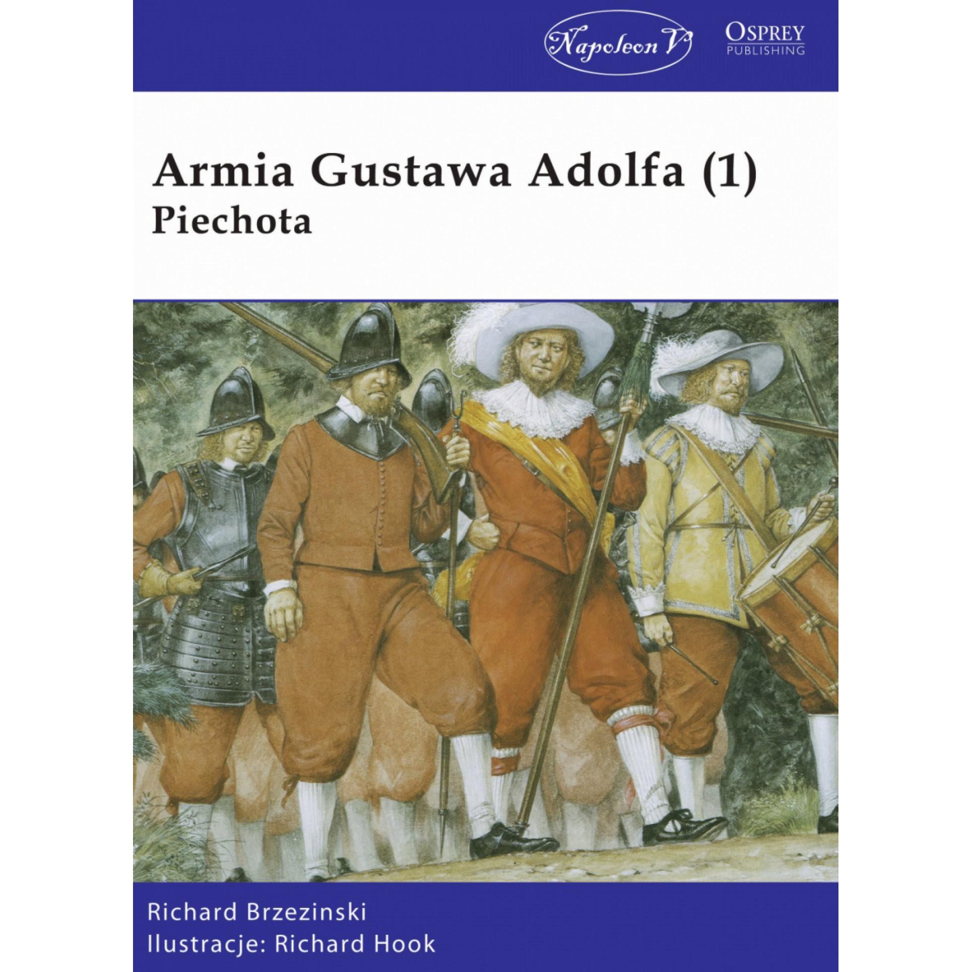 Armia Gustawa Adolfa (1) Piechota