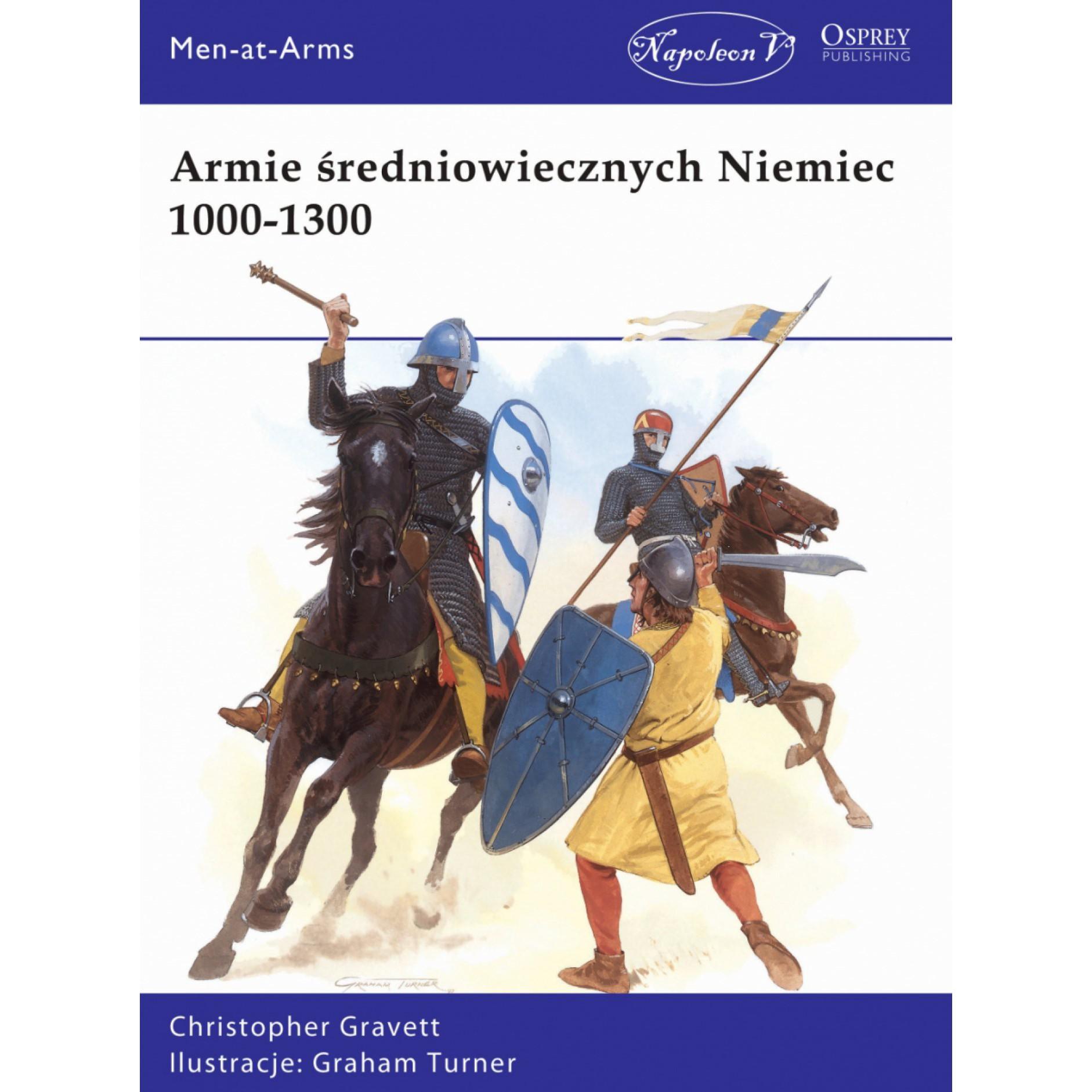Armie średniowiecznych Niemiec 1000-1300