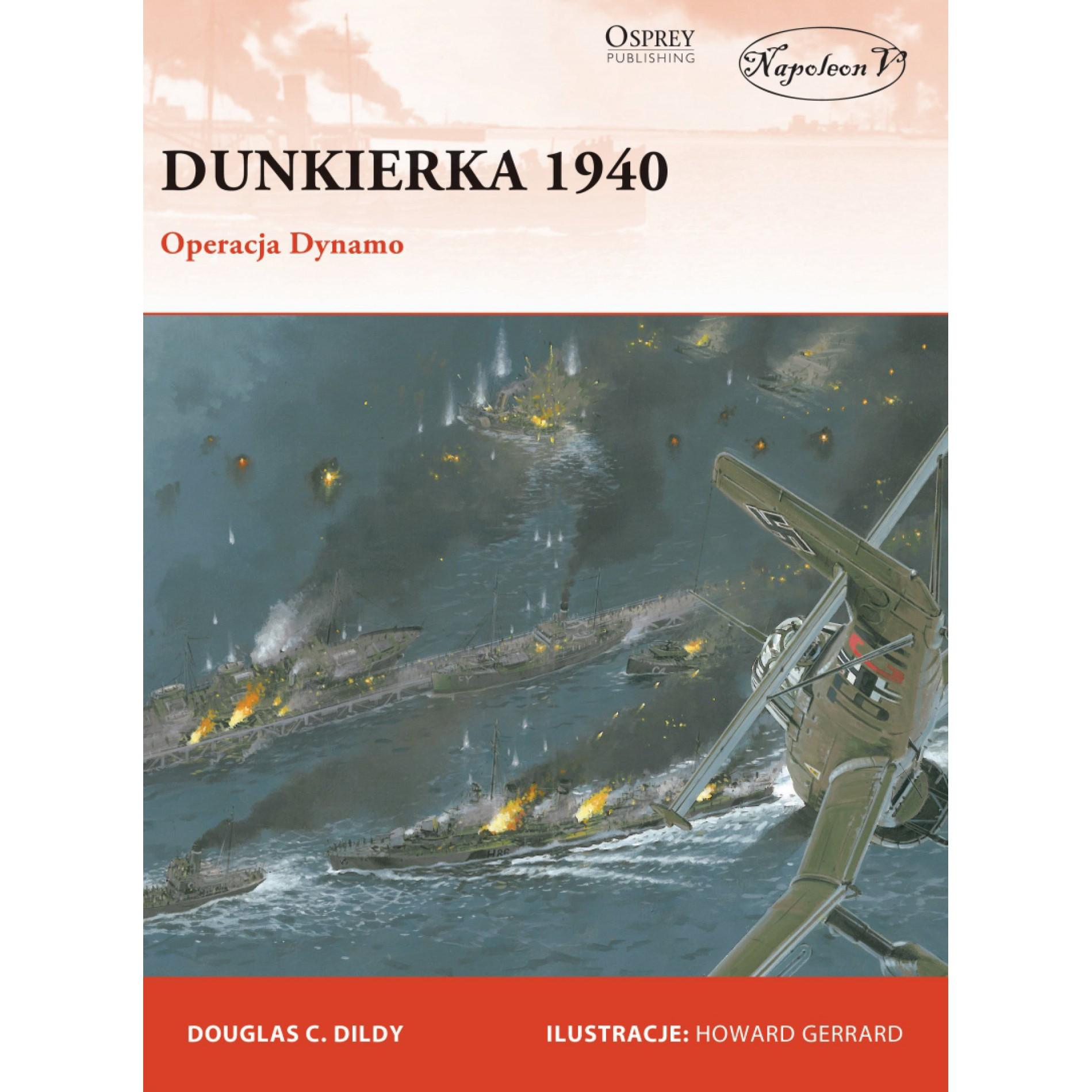 Dunkierka 1940. Operacja Dynamo