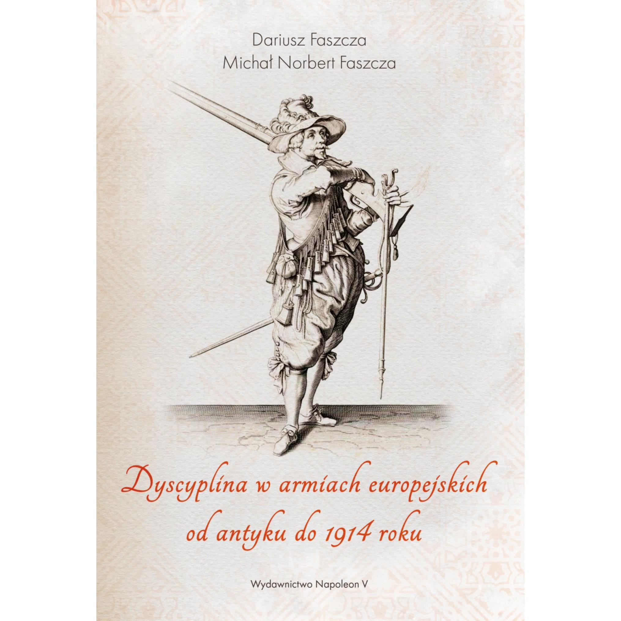 Dyscyplina w armiach europejskich od antyku do 1914 roku