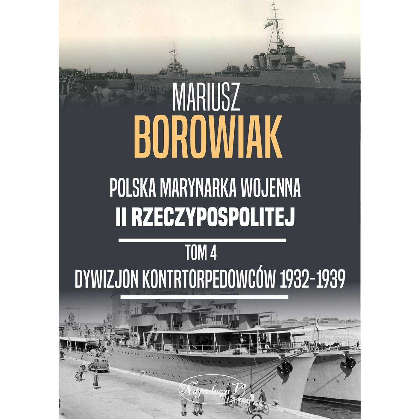 Dywizjon Kontrtorpedowców 1932-1939