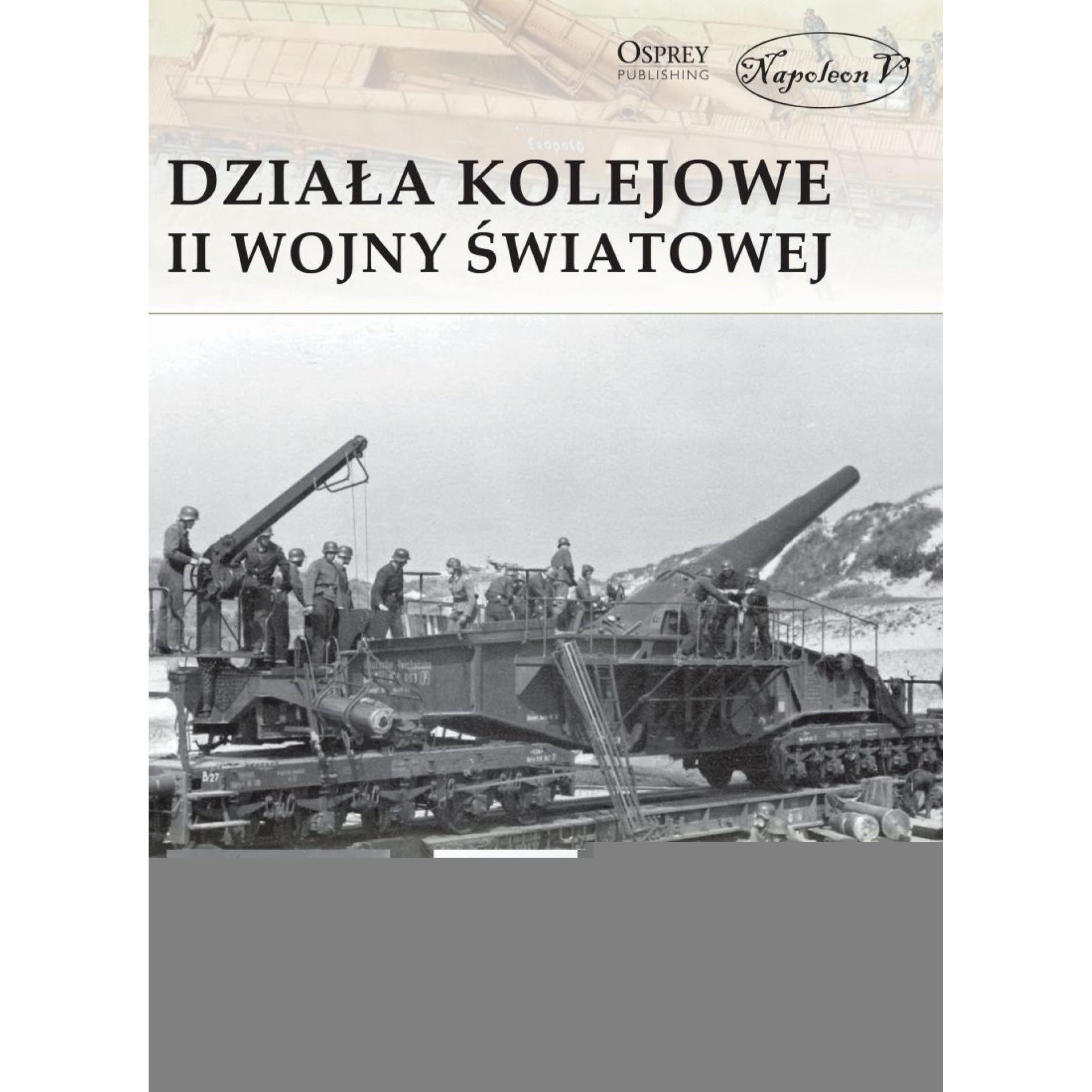 Działa kolejowe II wojny światowej
