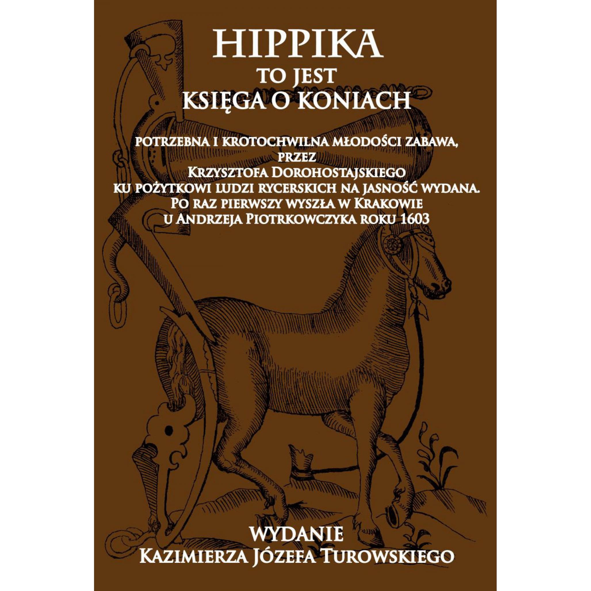 Hippika to jest księga o koniach