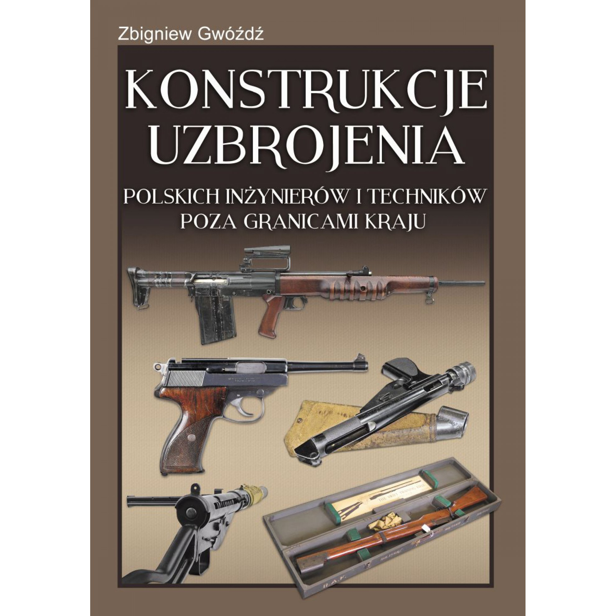 Konstrukcje uzbrojenia polskich inżynierów i techników poza granicami kraju
