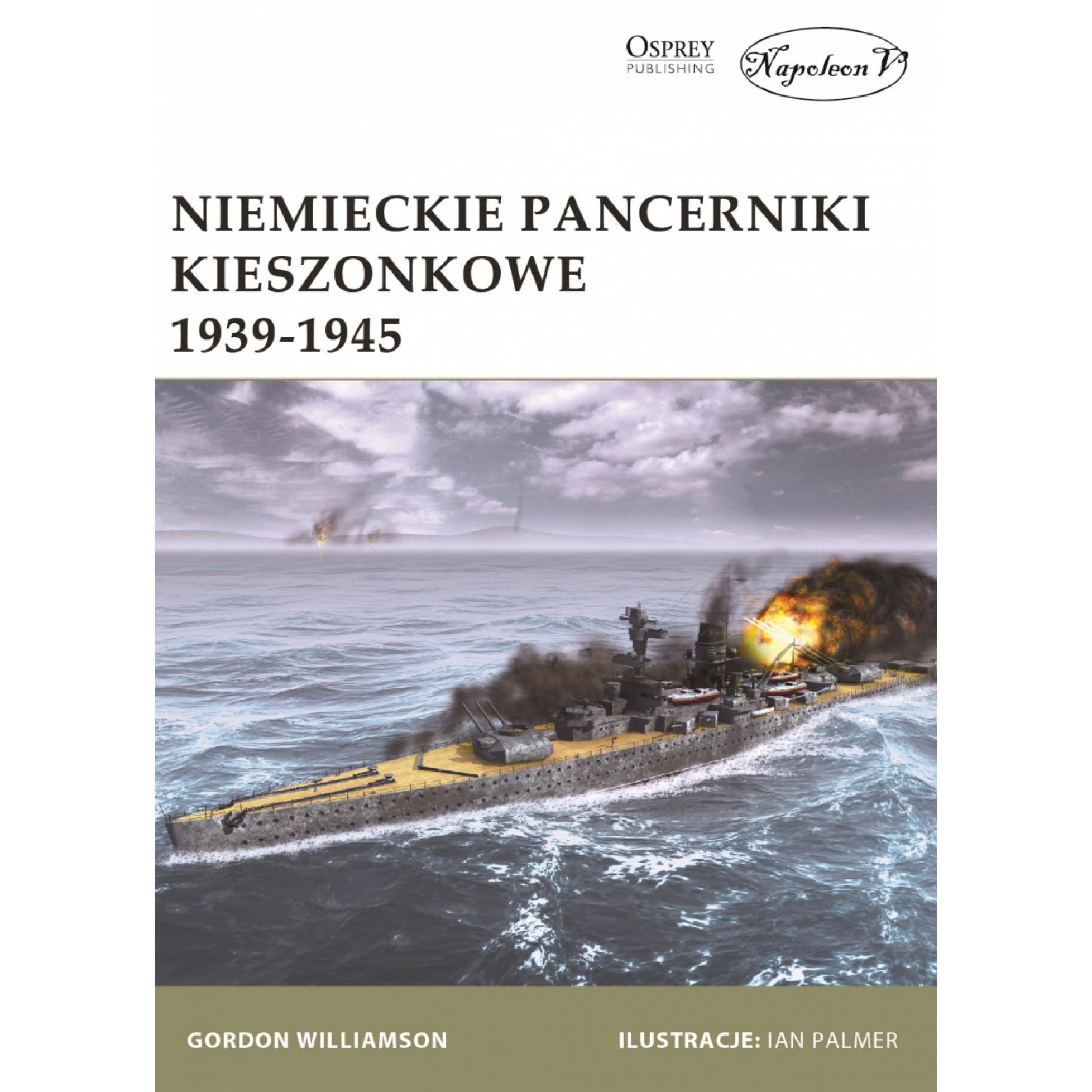 Niemieckie pancerniki kieszonkowe 1939-1945