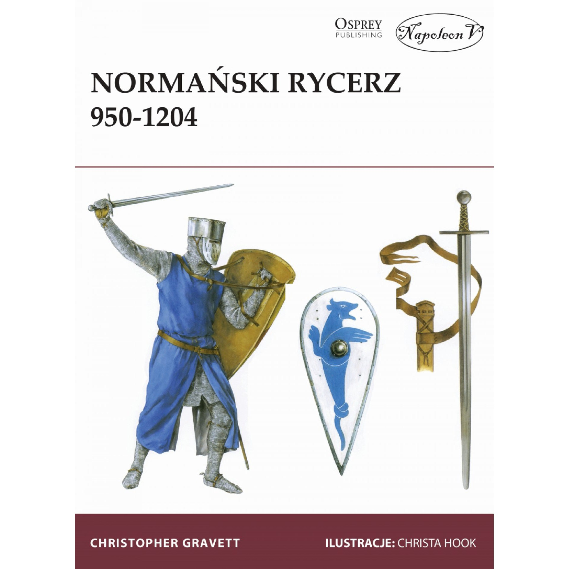 Normański rycerz 950-1204