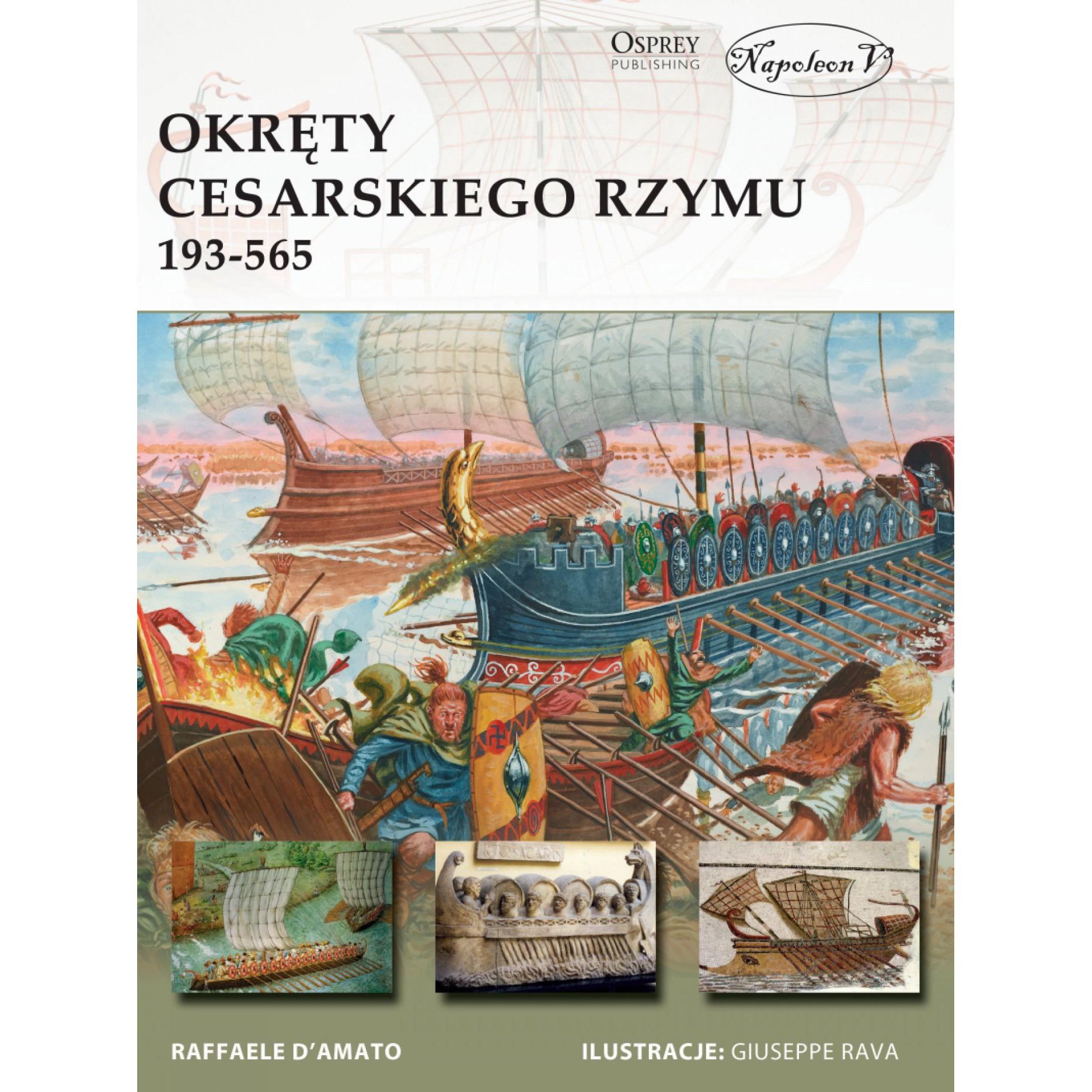 Okręty cesarskiego Rzymu 193-565