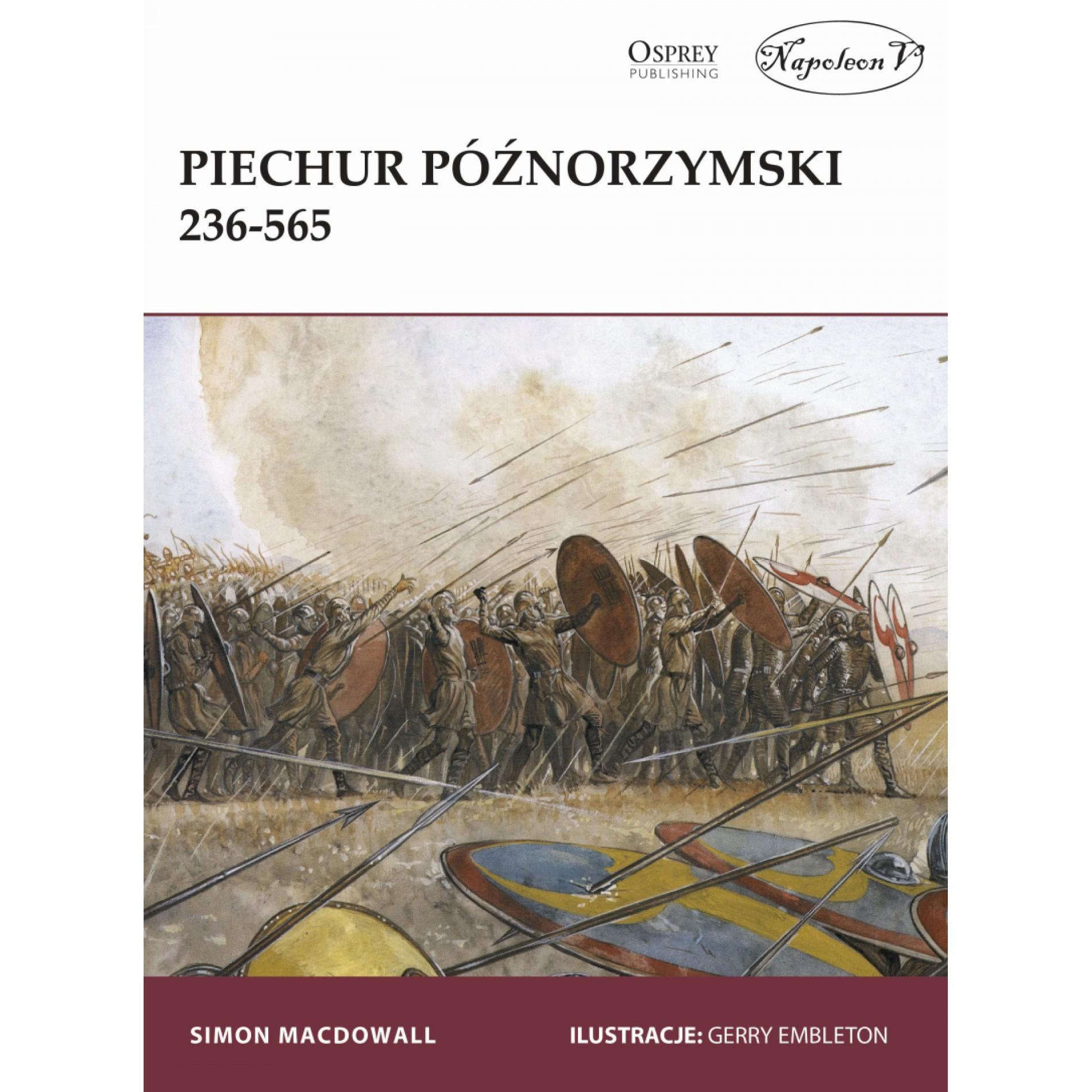 Piechur późnorzymski 236-565