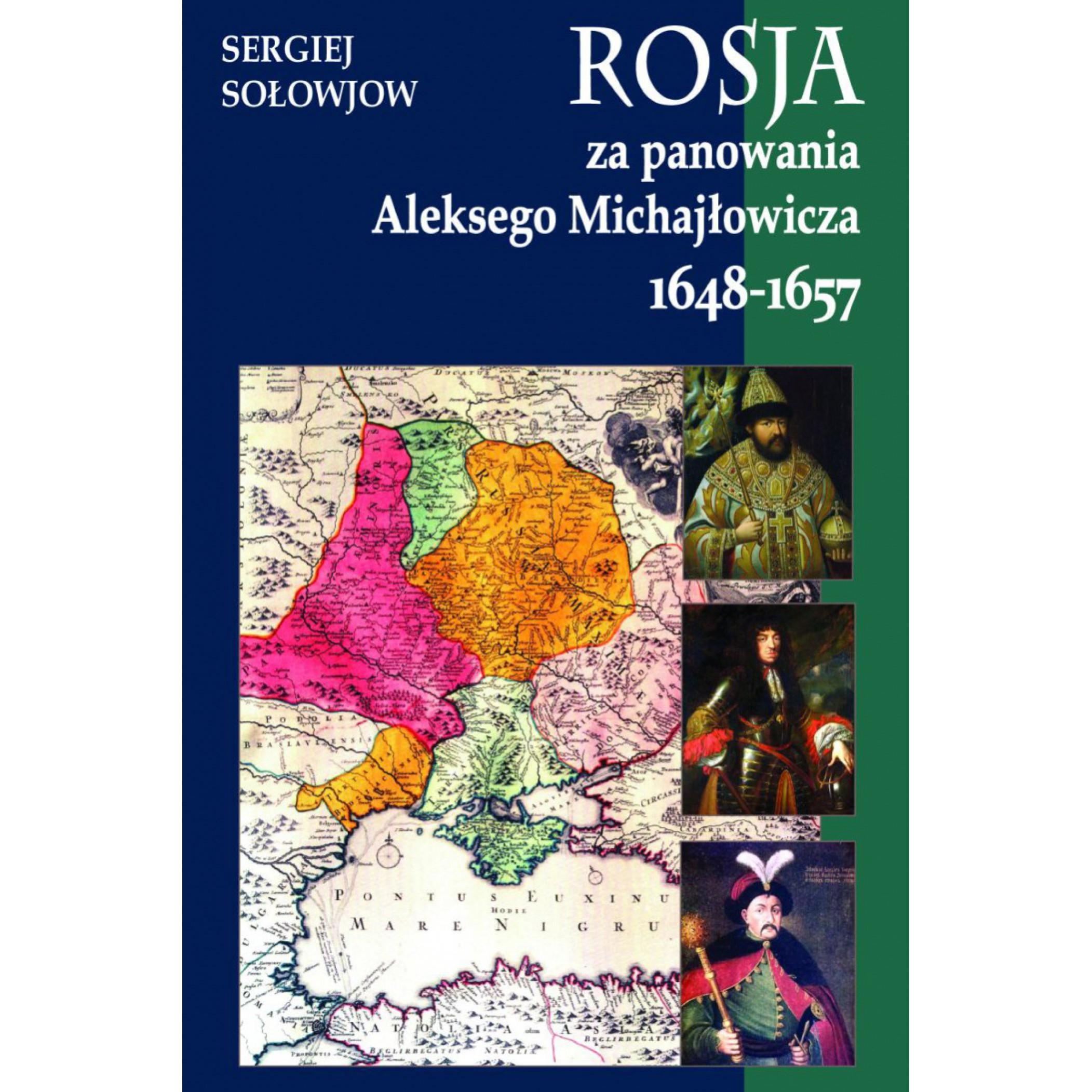 Rosja za panowania Aleksego Michajłowicza 1648-1657