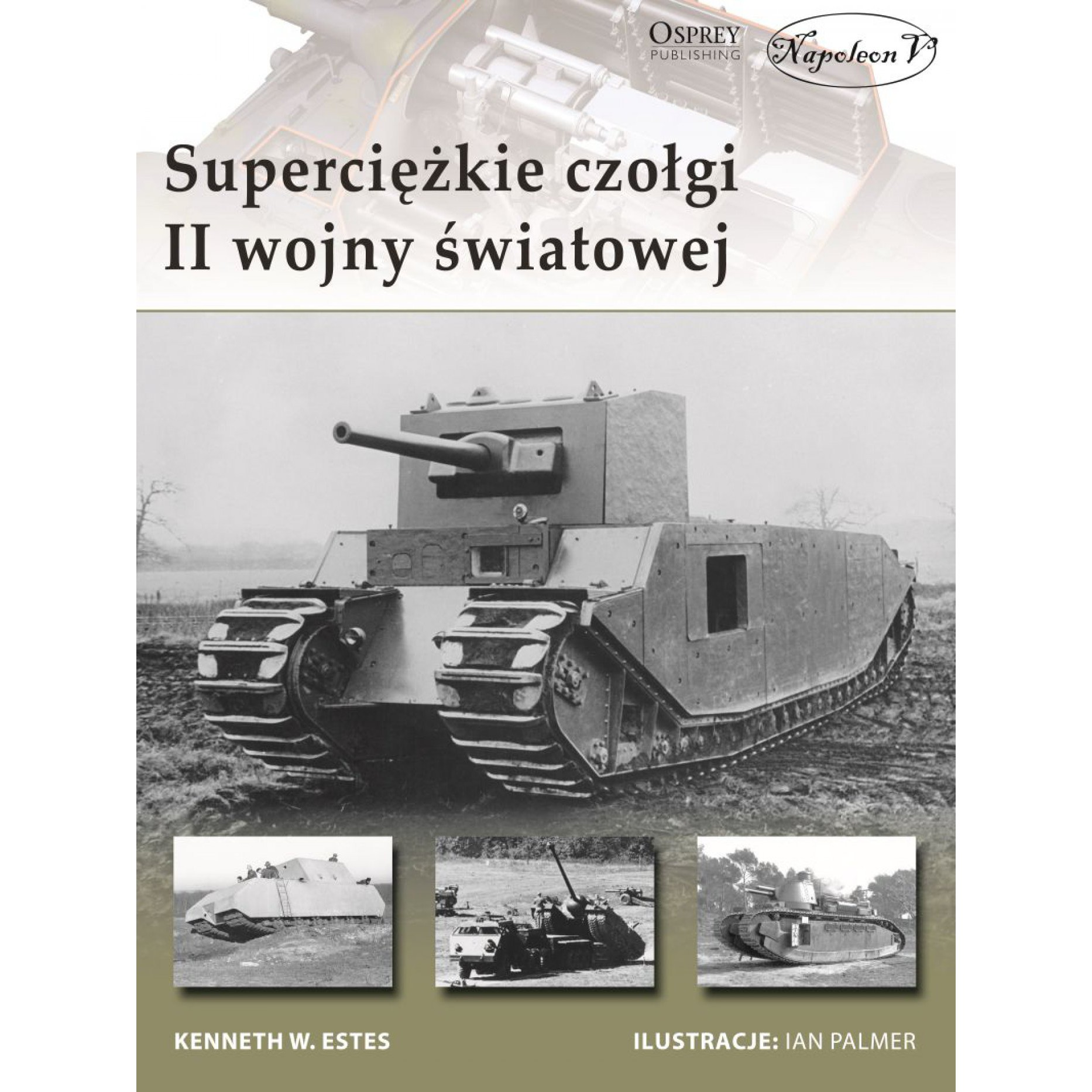 Superciężkie czołgi II wojny światowej