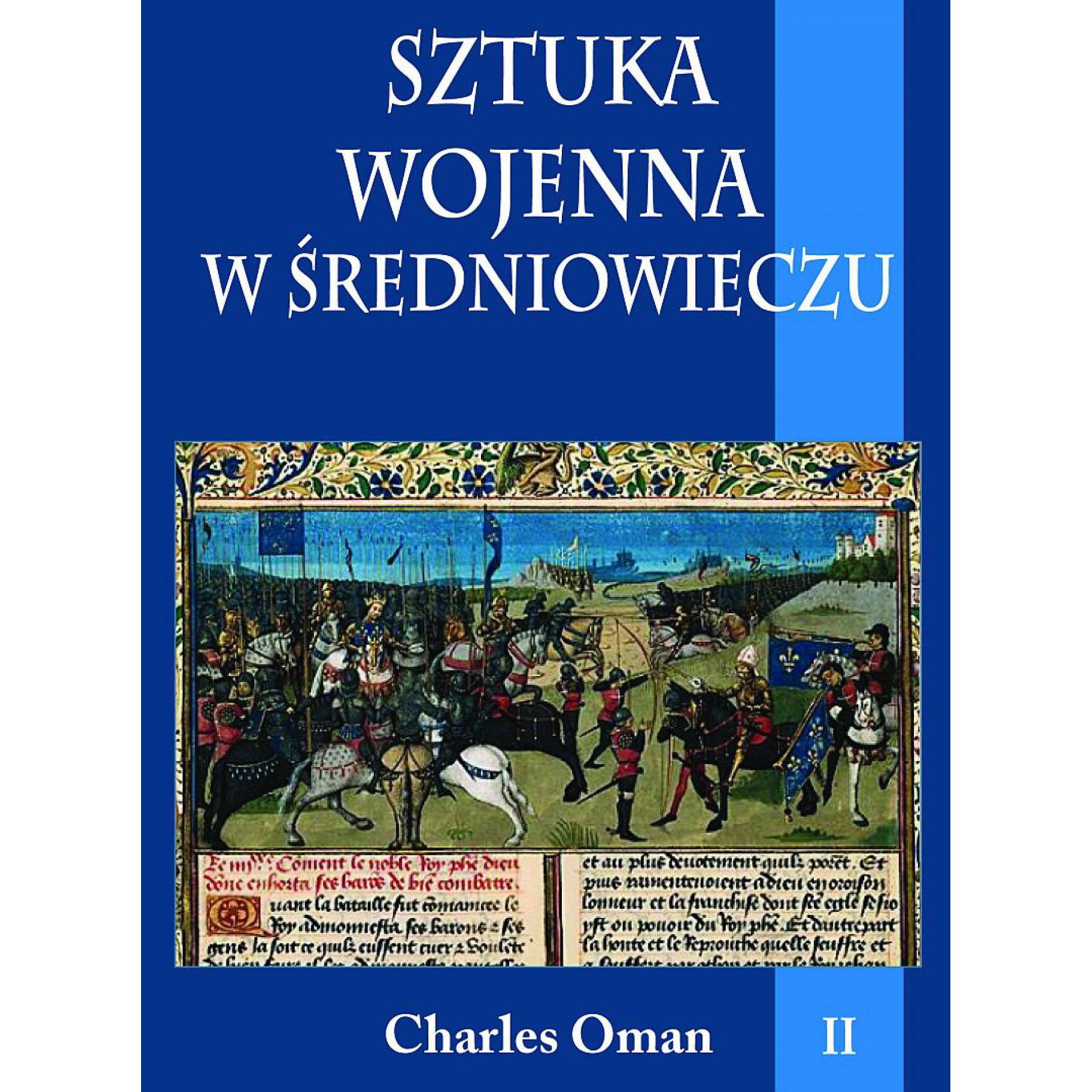 Sztuka wojenna w średniowieczu tom II