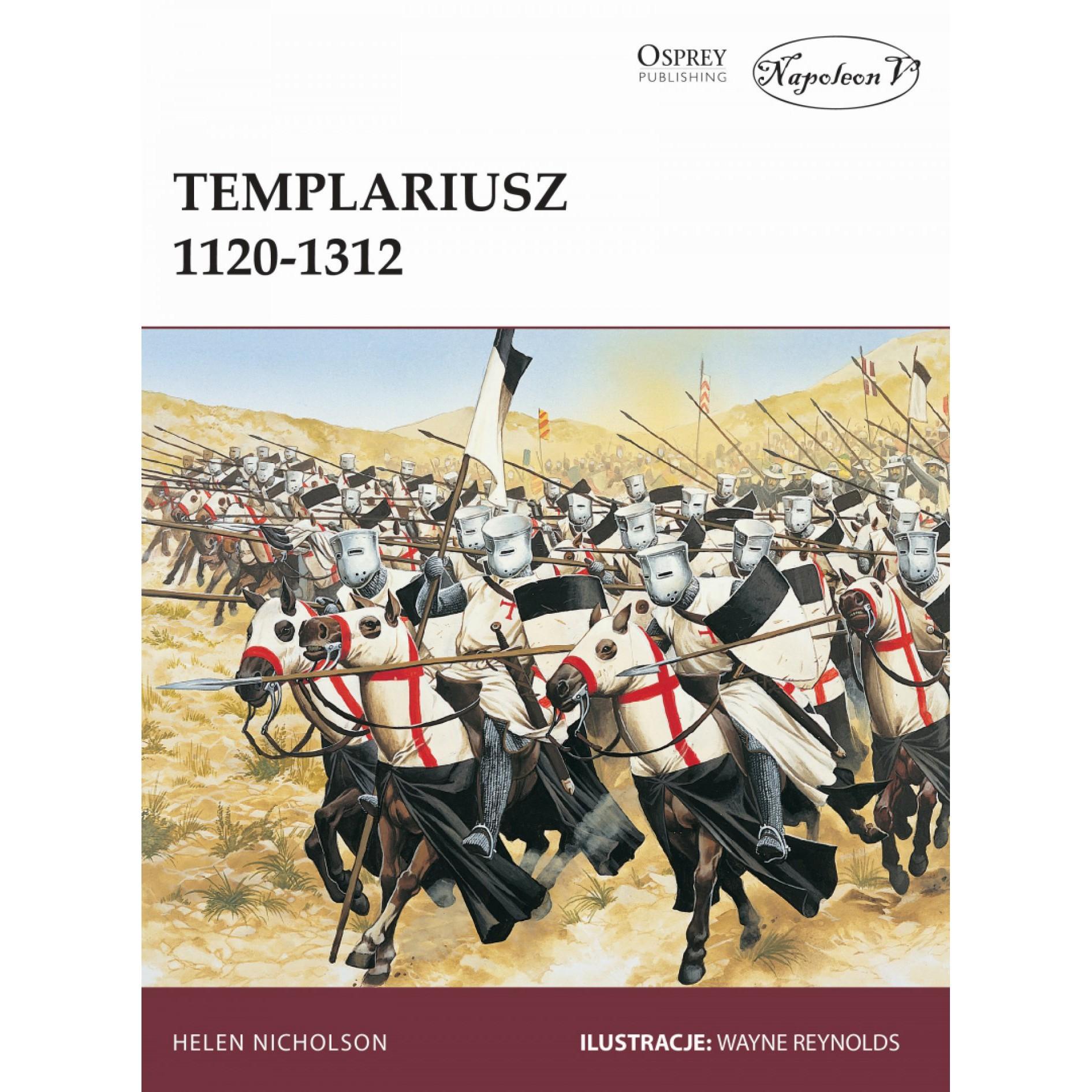 Templariusz 1120-1312