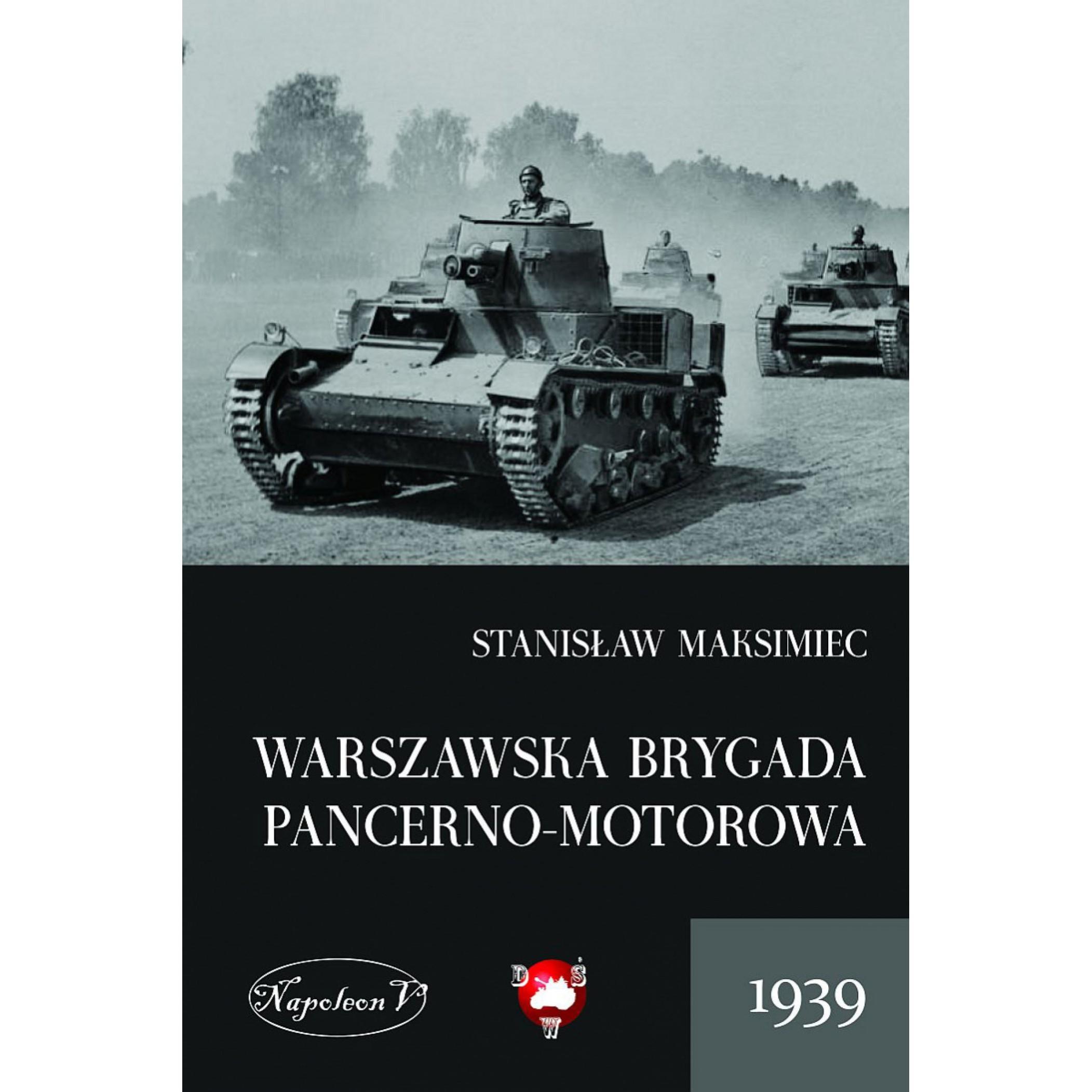 Warszawska Brygada Pancerno-Motorowa 1939