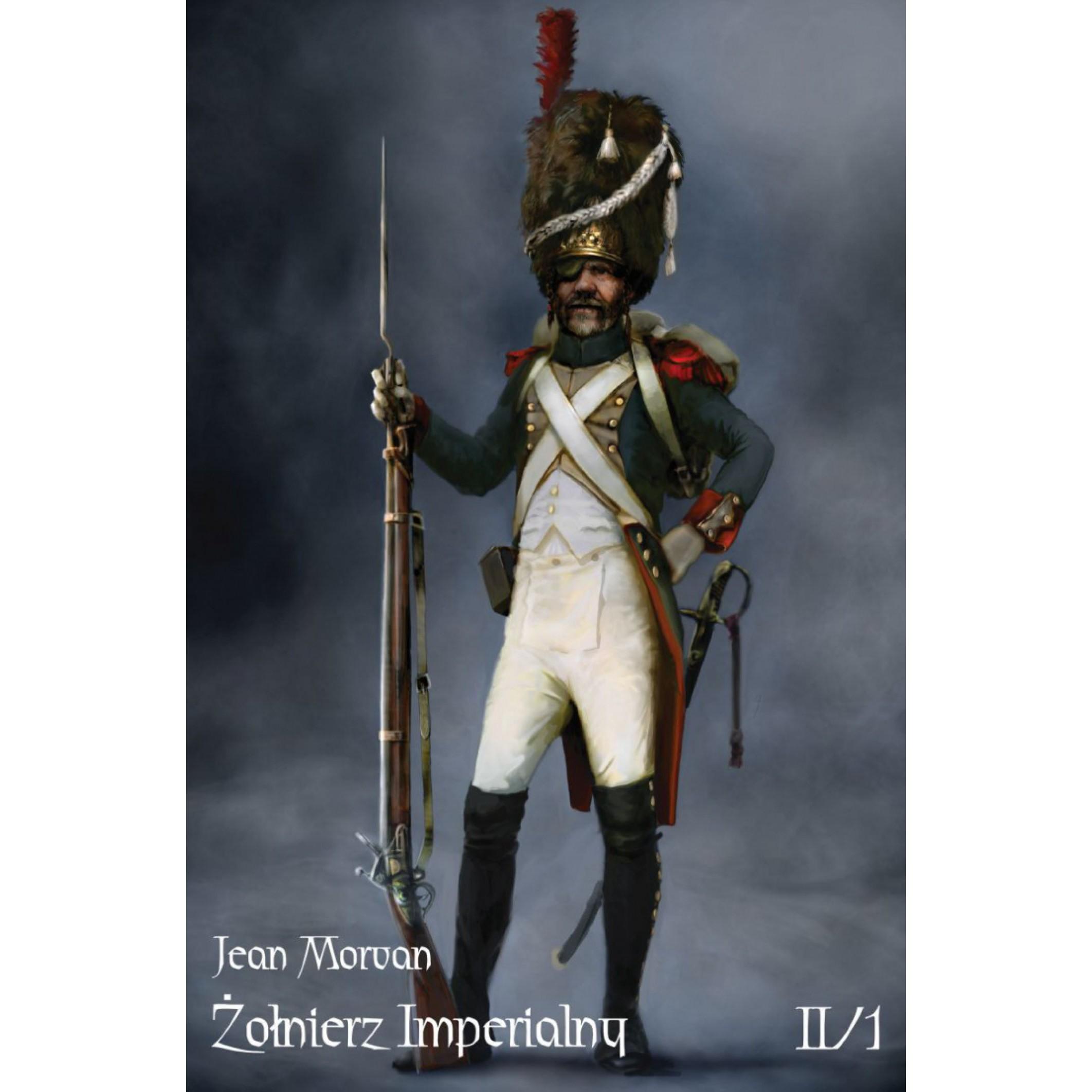 Żołnierz Imperialny Tom II-1