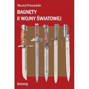 Bagnety II wojny światowej. Katalog - Outlet