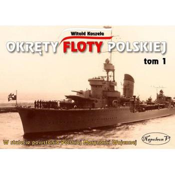 Okręty floty polskiej tom I - Outlet