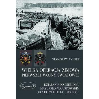 Wielka operacja zimowa pierwszej wojny światowej miękka - Outlet