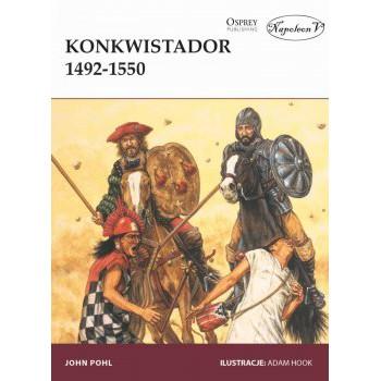 Konkwistador 1492-1550 - Outlet