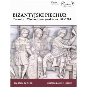 Bizantyjski piechur. Cesarstwo Wschodniorzymskie ok. 900-1204