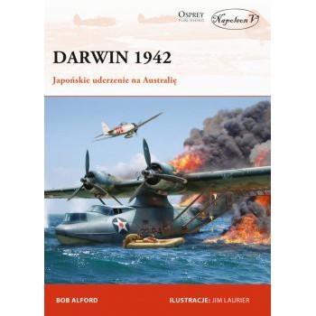 Darwin 1942. Japońskie uderzenie na Australię