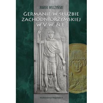 Germanie w służbie zachodniorzymskiej w V w. n.e.