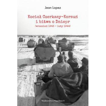 Kocioł Czerkasy-Korsuń i bitwa o Dniepr (wrzesień 1943 – luty 1944) miękka