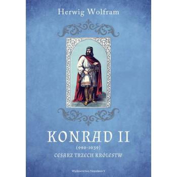 Konrad II (990-1039). Cesarz trzech królestw