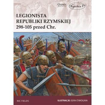 Legionista Republiki Rzymskiej 298-105 przed Chrystusem