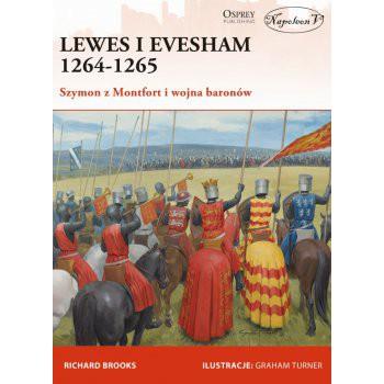Lewes i Evesham 1264-1265. Szymon z Montfort i wojna baronów