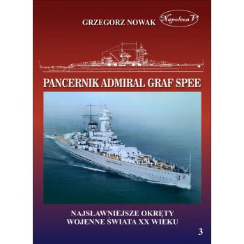Niemiecki pancernik kieszonkowy typu Deutschland. Admiral Graf Spee