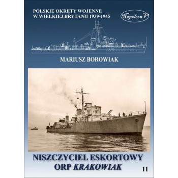Niszczyciel ORP Krakowiak