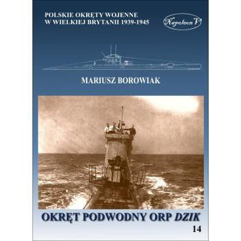 Okręt podwodny ORP Dzik
