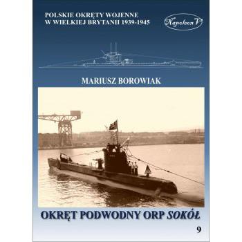 Okręt podwodny ORP Sokół