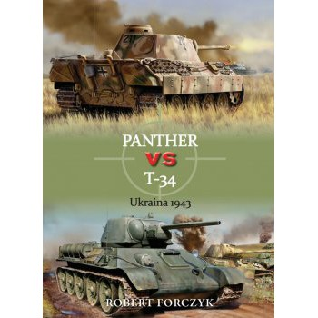 Panther vs T-34 Ukraina 1943