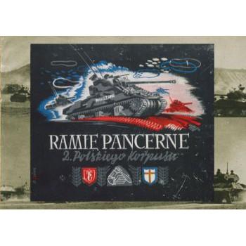 Ramię pancerne 2 Polskiego Korpusu: album fotografii 2 Warszawskiej Dywizji Pancernej