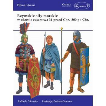 Rzymskie siły morskie w okresie cesarstwa 31 przed Chr.–500 po Chr.