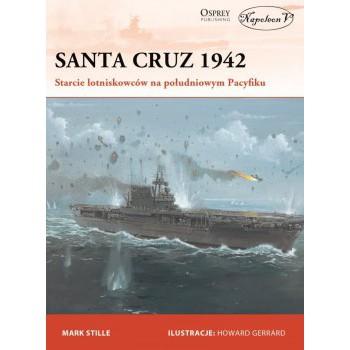 Santa Cruz 1942. Starcie lotniskowców na południowym Pacyfiku
