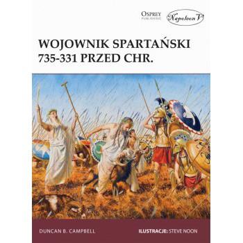 Wojownik spartański, 735-331 przed Chr.
